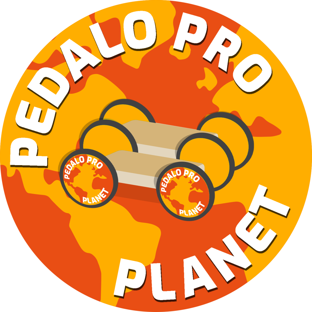 Pedalo pro Planet Logo